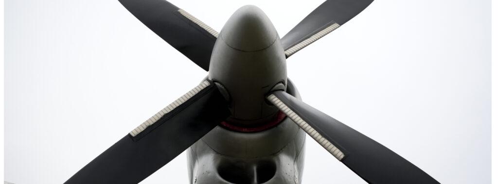 Propeller vliegtuig - Onze realisaties - Catech